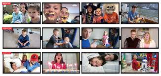 youtube thanksgiving for kids shaytards daddyofive and the danger of growing up in public