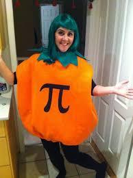 Halloween Costume Pumpkin Pumpkin Pi Gotta Remember Halloween Teacher Costumes