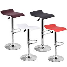 Multi Coloured Chairs by Multi Color Modern Swivel Bar Stool Counter Chair Table U0026 Bar