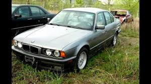 bmw all parts s bmw e34 530i jan 1994 m60 v8 manual 5 spd gray on