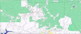 Colorado County Map by Bridgehunter Com Archuleta County Colorado
