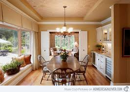 bay window ideas 15 ideas in designing dining rooms with bay window home design lover