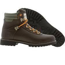 men timberland boots nordic hiker brown dark brown timberland men