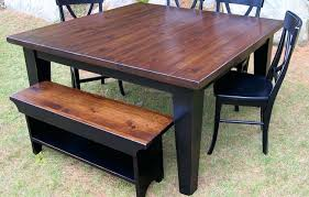 square table with leaf square dining room tables inch square table dining set square dining