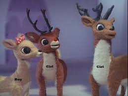 review rudolph red nosed reindeer sociological images