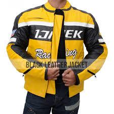 bike driving jacket chuck greene jacket dead rising 2 leather jacket