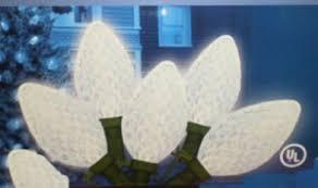 C9 White Christmas Lights Christmas Lights