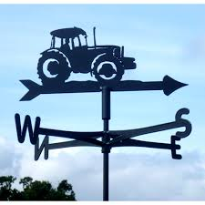 Horse Weathervane For Barn Weathervane In Big Green Tractor Design Gifts For Him Garden