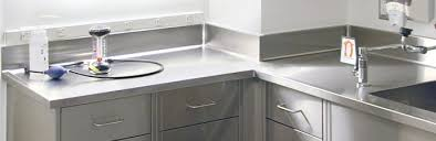 stainless steel countertop with sink stainless steel countertops