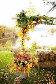 outdoor fall wedding ideas whimsical outdoor fall wedding ideas favor source