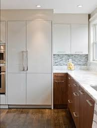 painted white flat panel kitchen cabinets 15 cabinet door styles for kitchens homecraft