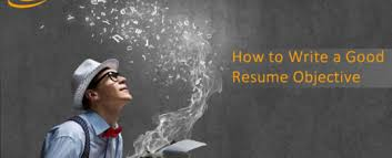 how to write a good resume objective impact business group
