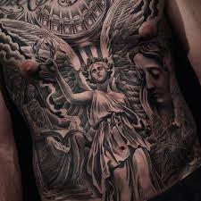 60 best angel tattoos u2013 meanings ideas and designs for 2017