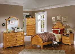 Cottage Bedroom Furniture by Ocean Cottage Decorclassic Bedroom Design With Single Bed And