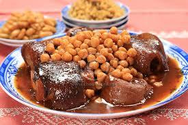 choumicha cuisine recette pieds de veau à la façon de choumicha