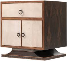 bespoke shagreen nightstand nightstands bespoke decorus furniture