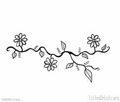 daisy chain tattoo artists tattoo ideas pinterest daisy