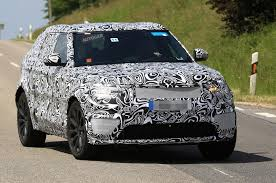 range rover land rover sport 2017 2017 range rover sport coupé spotted on video autocar