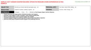 Forklift Operator Sample Resume by Sample Resume Ride Operator Onealphaco Chemical 597x711 Sample