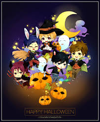 free halloween fanart by misunderstoodpotato on deviantart