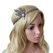 gatsby headband babeyond deco 1920 s flapper great gatsby