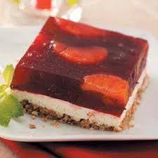 cran orange gelatin salad recipe taste of home