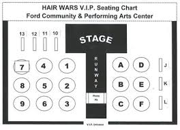 Round Table Seating Capacity Vip Seating Chart 2017