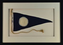 nautical flag antique nautical signal flag pennant