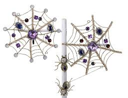 katherine s collection ornament jeweled spider web clip on