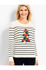 novelty sweater talbots