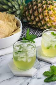 pineapple mojito recipe fruity vodka sodas pineapple mint and grapefruit lime