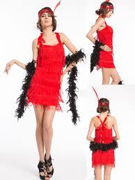 1920 Flapper Halloween Costumes Cheap 1920s Flapper Fancy Dress Costumes Aliexpress