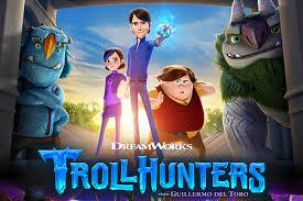 Seeking Trailer Troll Trollhunters Trailer Poster Released For Guillermo Toro