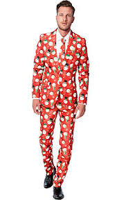 christmas suits opposuits for men christmas suits party city