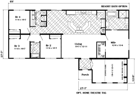 Princeton Housing Floor Plans by Princeton