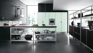 black and white modern kitchen design ideas with small cabinetry