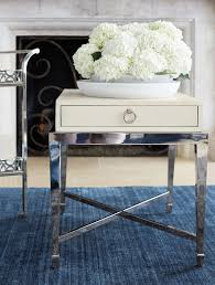 ivory accent table criteria end table bernhardt