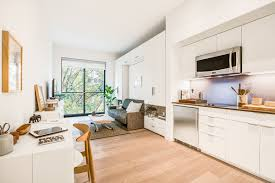 Average Square Footage Of A 1 Bedroom Apartment by Ny U0027s First Micro Apartments Actually Look Kinda Comfortable Wired