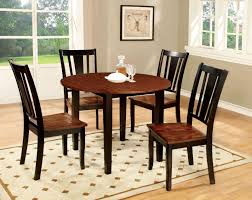 dover ll cm3326bc rt 5pc dining set u2013 furniture mattress los