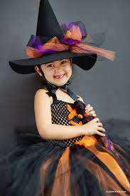 storybook witch girls costume kid u0027s diy witch costume lia griffith