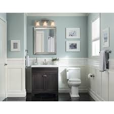 Bathroom Vanities With Top by Best 25 Wainscoting Bathroom Ideas On Pinterest Bathroom Paint
