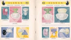 The History Of Porcelain Light Fixtures Classics For 1920s 1930s 1920s Bathroom Light Fixtures