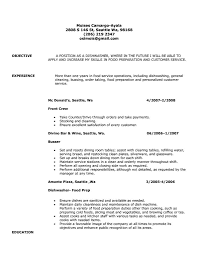 100 cook prep resume prep cook duties for resume free