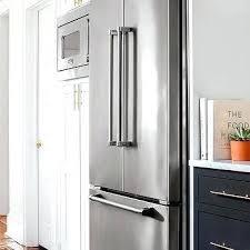 cabinet enclosure for refrigerator cabinet depth refrigerator with panels hotelambarbeach com