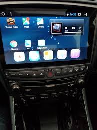 lexus is aftermarket navigation head unit chinese 10