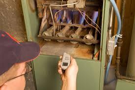 pilot light is lit but furnace won t kick on how to inspect a gas furnace pilot light
