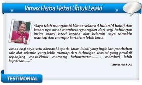 testimoni konsumen vimax jual vimax palembang distributor vimax