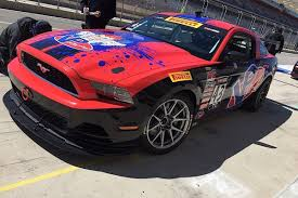 racing mustangs v6 mustang taking on pirelli challenge
