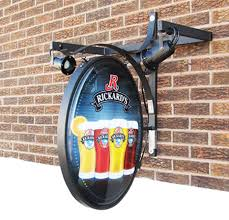 illuminated bar sign lighted bar sign indoor and outdoor