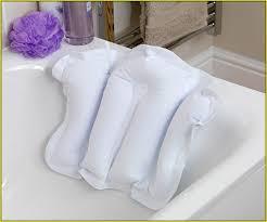 bath pillows bath cushions inflatable bath pillow bathing